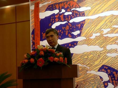 林钧敬院长出席《北大商业评论》2005管理年会