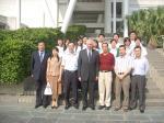 2008大体联主席访问