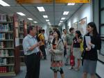 2008学工老师赴香港城市大学参观学习