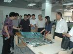 2007天然有机化学学术与发展研讨会参会专家参访我院