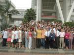2007研究生课程进修班开学典礼