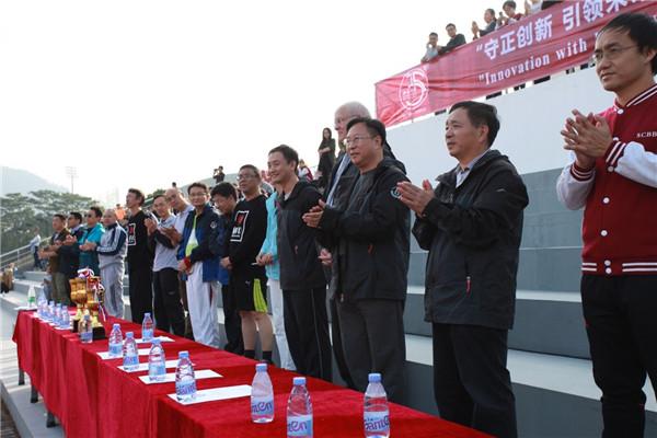 北京大学深圳研究生院第七届趣味运动会成功举办