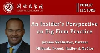 An Insider's  Perspective onBig Firm Practice