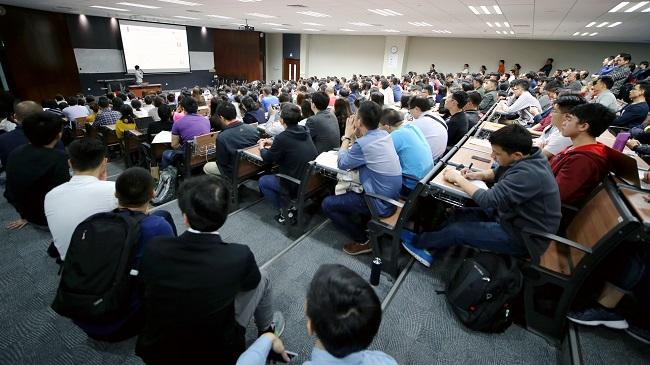 2017数据之美深圳分享会在汇丰商学院举办