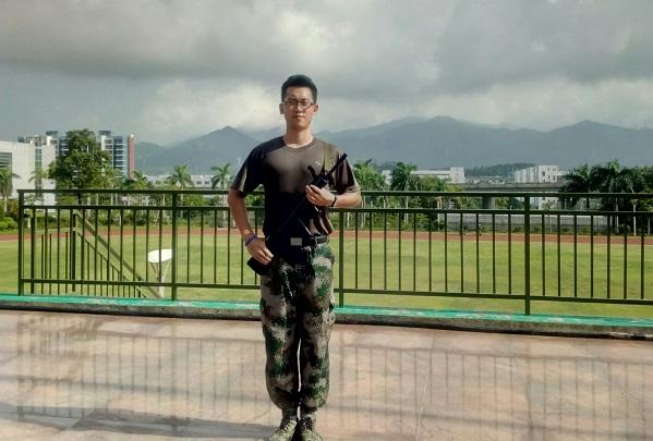 【三好学生标兵风采系列报道】张腾国:结缘汇丰,书写南燕