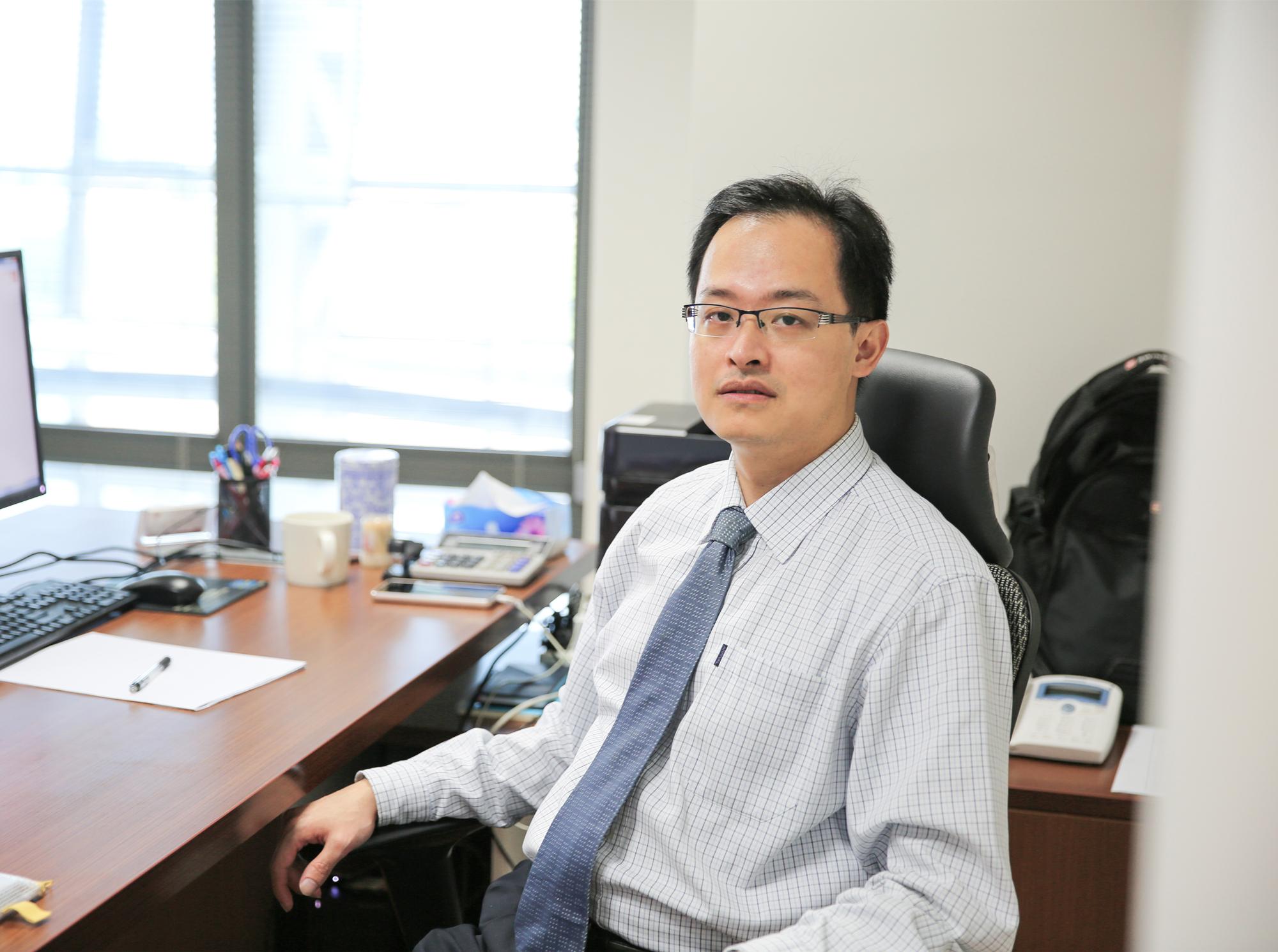 中信证券Delta One负责人朱晓天博士加盟北大汇丰商学院