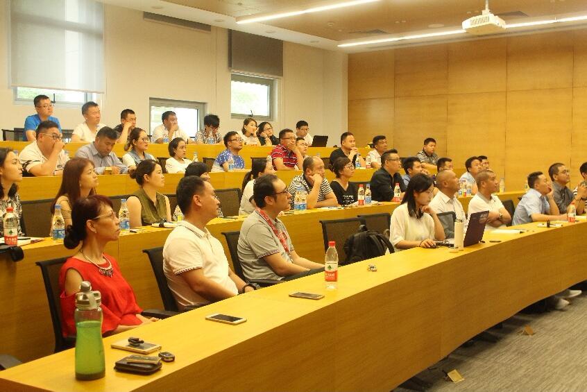 西藏-北大深圳创新实践营二期学员来访暨厉伟校友分享会成功举行