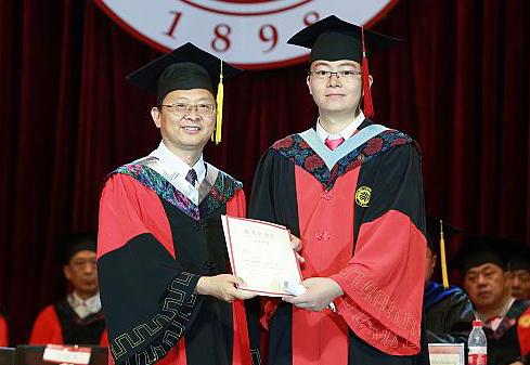4166am备用博士毕业生胡宽同学获2017年北京大学优秀博士学位论文奖