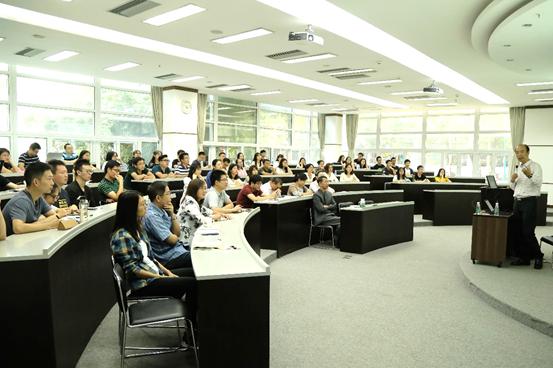 """城规新生学术周——刘卫东之 """"'一带一路'与包容性全球化"""""""