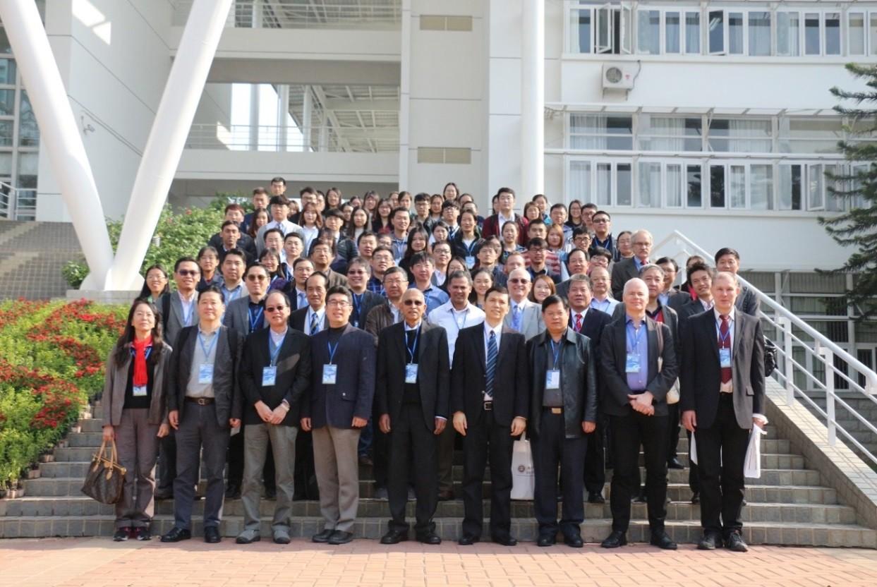"""第八届""""热带及亚热带地区环境地球化学国际会议(GEO TROP 2017)""""在北大深研院召开"""