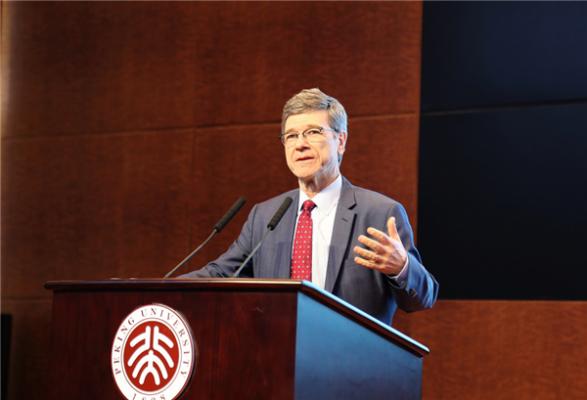 全球著名经济学家Sachs教授:中国在全球可持续发展中的领导地位