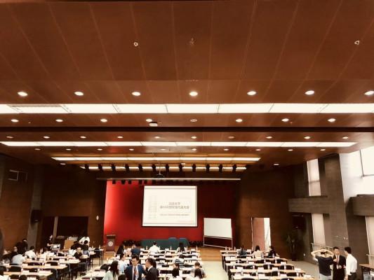 深研院代表赴京参加北京大学第三十四次研究生代表大会