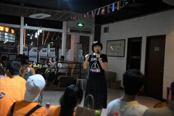SCBB第十一届夏令营落幕:不忘初心 再聚南燕