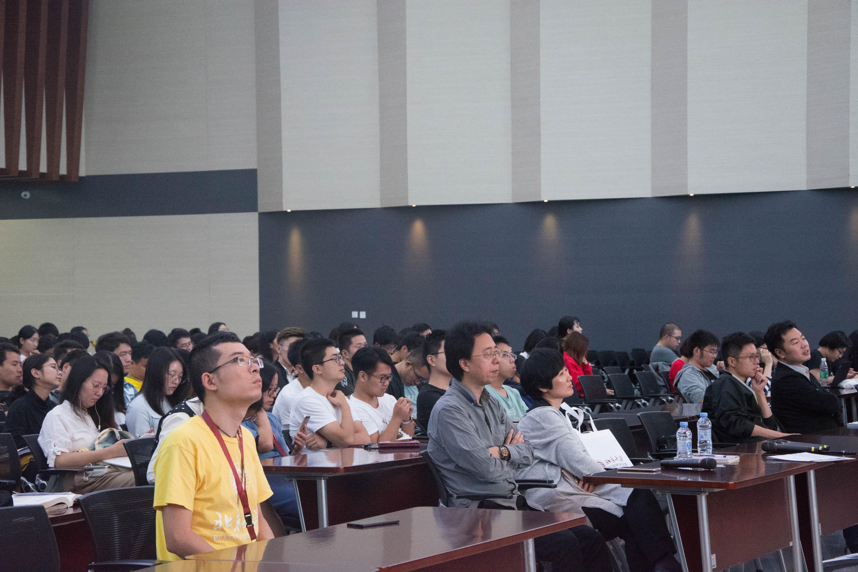 学在南燕,研在南燕——北京大学深圳研究生院2018级研究生培养说明会顺利举行