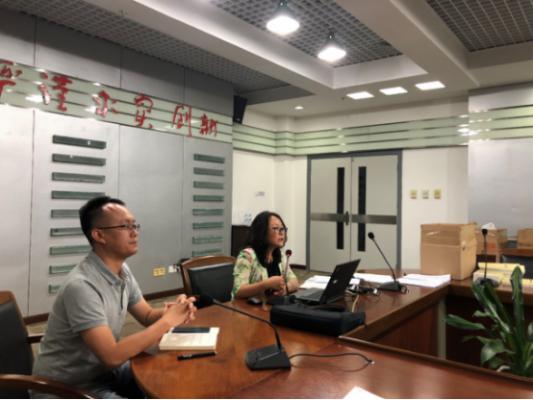 我院召开2018-2019学年上学期学生党支部书记大会