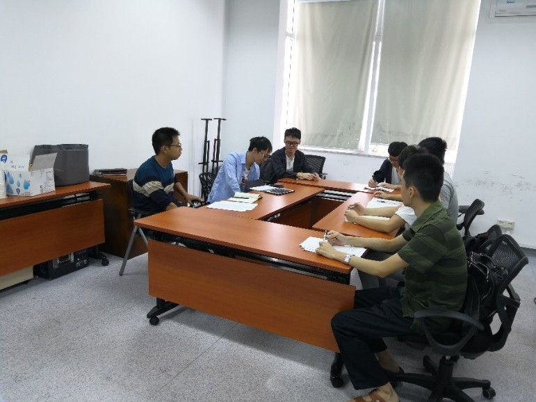新材料学院召开2018级入党积极分子研讨会