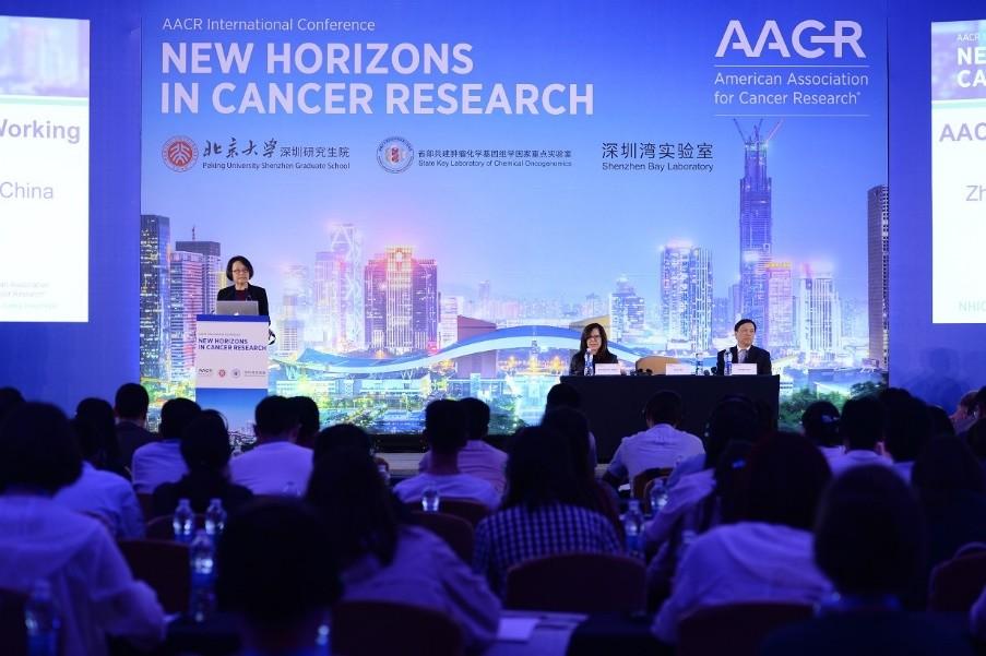 第五届癌症研究新视野大会在深圳开幕