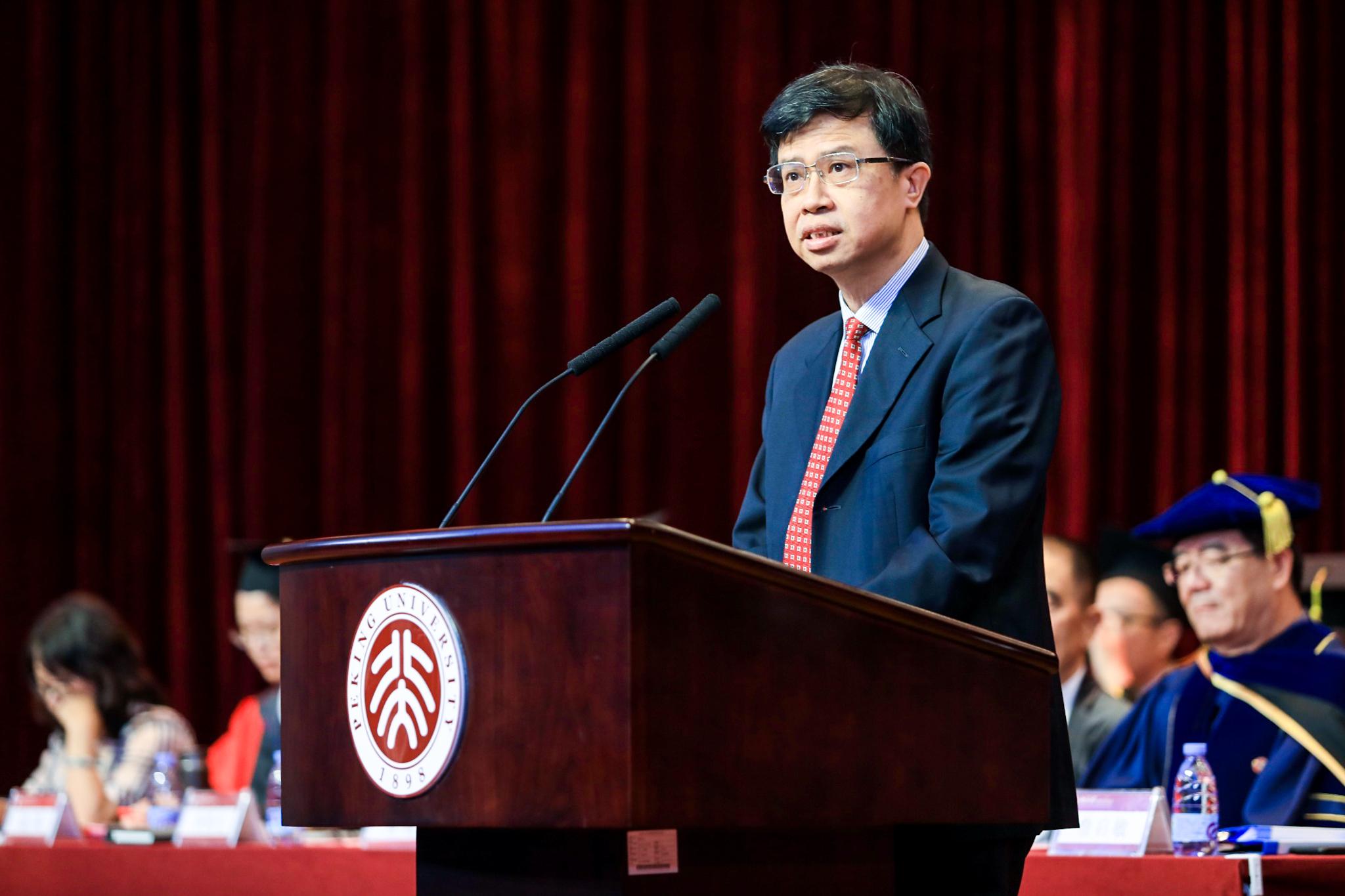 在伟大的新时代,让大家坚守和抓住机遇——优秀校友代表黄剑涛在2019年毕业典礼上的发言