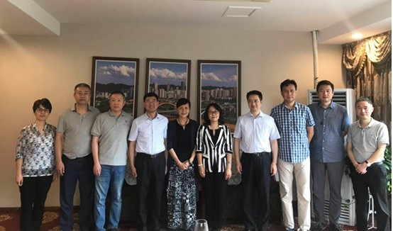 我院与重庆市南岸区就学生社会实践基地与干部培训基地达成共识