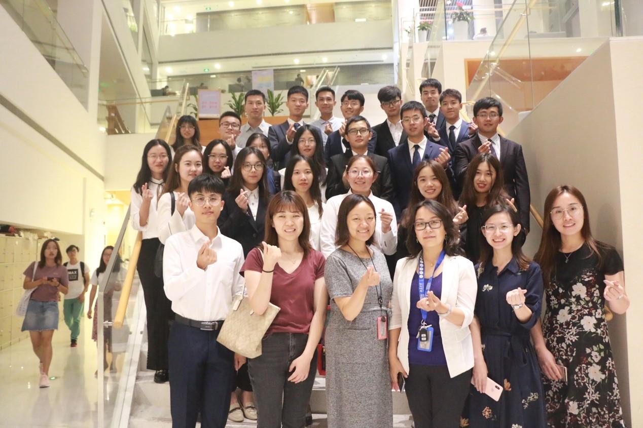 金沙澳门官网下载app2019-2020学年新生团干大会顺利召开