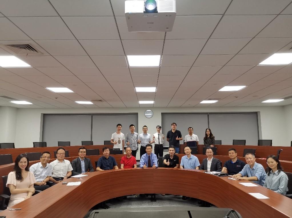 汇丰商学院绿色经济研究中心成功举办《粤港澳大湾区绿色金融发展报告》研讨会