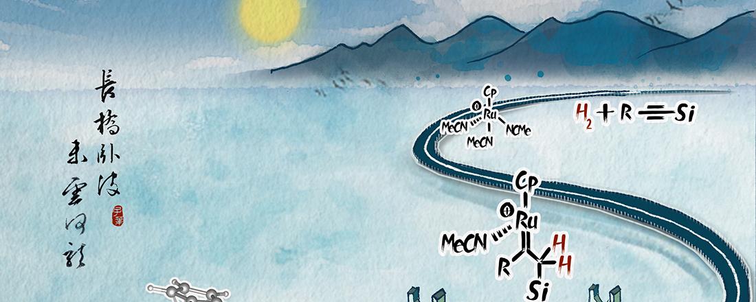 吴云东课题组在炔烃选择性氢化反应机理研究领域取得重要进展