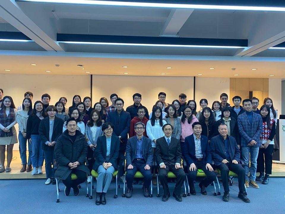 环境与能源学院师生赴韩参加第十二届中韩环境学术研讨会