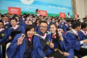 2016年北京大学深圳研究生院毕业典礼图集